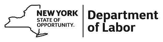 NYS Dept of Labor logo