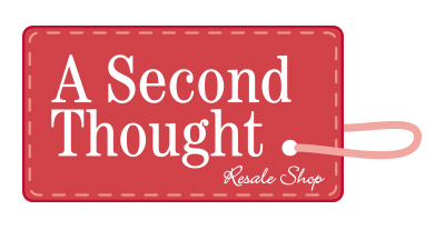 A Second Thought Resale Shop Opens